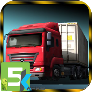 Real Truck Parking 3D v1.2.8 Apk free download 5kapks