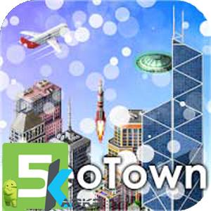 TheoTown v1.4.08 Apk+MOD free download 5kapks