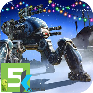 War Robots apk free download 5kapks - War Robots v3.5.0 Apk+Obb Data[!Updated Version] 5kApks