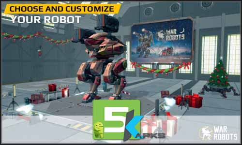 War Robots free apk full download 5kapks - War Robots v3.5.0 Apk+Obb Data[!Updated Version] 5kApks