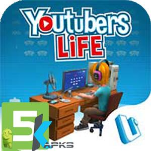 Youtubers Life v3.1.6 Apk+Obb Data+MOD free download 5kapks