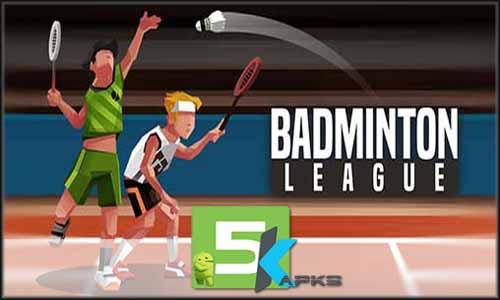 Badminton League free apk full download 5kapks