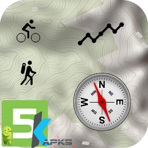 ActiMap - Outdoor maps & GPS v1.4.0.1 Apk free download 5kapks