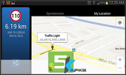 Advanced Location Detector free apk full download 5kapks