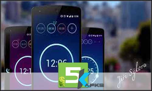 Neon Alarm Clock free apk full download 5kapks