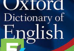 Oxford Dictionary of English apk free download 5kapks