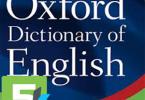 Oxford Dictionary of English apk free download 5kapks