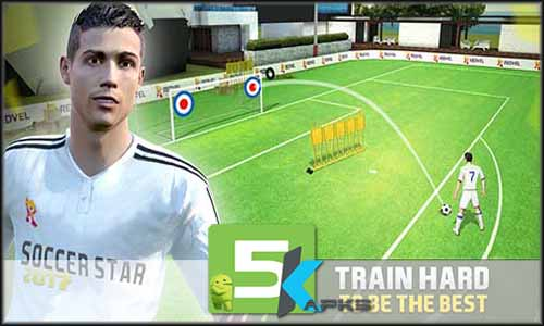 Soccer Star 2018 Top Leagues free apk full download 5kapks
