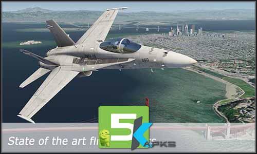 Aerofly 2 Flight Simulator mod latest version download free apk 5kapks