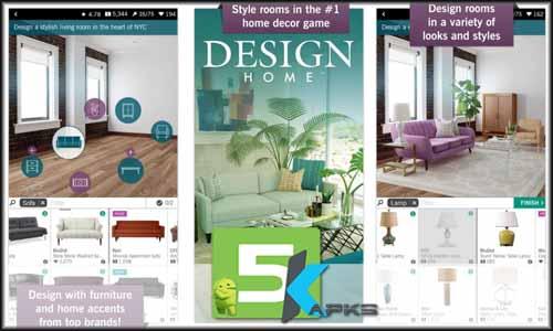 Design Home free apk full download 5kapks