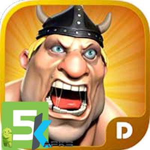 Era of War Clash of epic Clans v2.4 Apk+MOD free download 5kapks