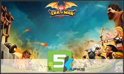 Era of War Clash of epic Clans free apk full download 5kapks
