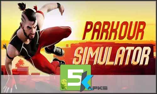 Parkour Simulator 3D free apk full download 5kapks