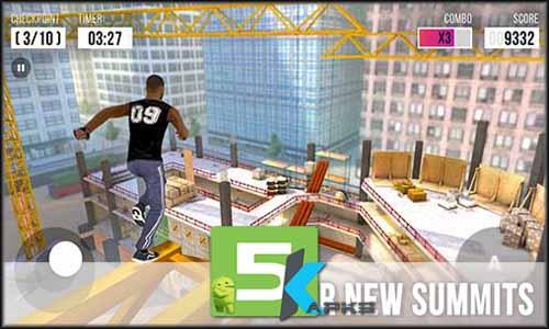 Parkour Simulator 3D mod latest version download free apk 5kapks