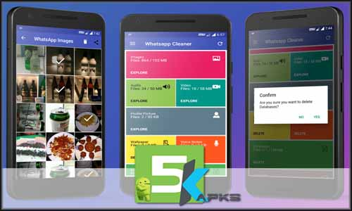 WhatsApp Cleaner 2018 free apk full download 5kapks