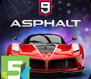 Asphalt 9 Legends apk free download 5kapks