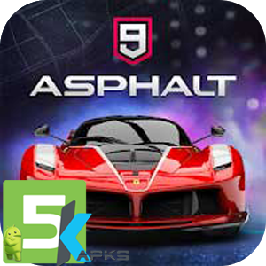 Asphalt 9: Legends v0.4.6с Apk obb data free download 5kapks