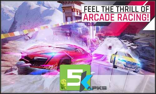 Asphalt 9 Legends mod latest version download free apk 5kapks