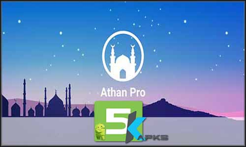 Athan Pro Muslim free apk full download 5kapks