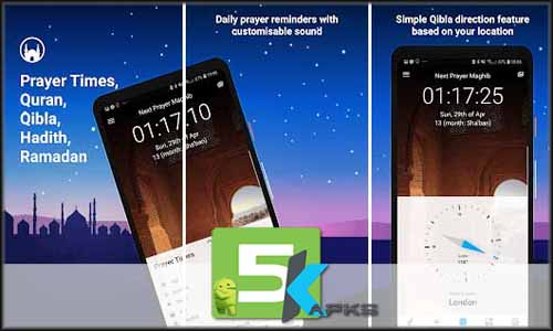 Athan Pro Muslim mod latest version download free apk 5kapks