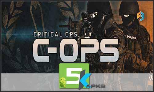Critical Ops free apk full download 5kapks