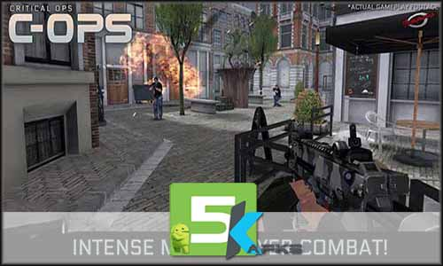 Critical Ops mod latest version download free apk 5kapks