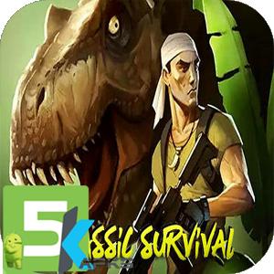 Jurassic Survival v1.1.21 Apk+MOD free download 5kapks