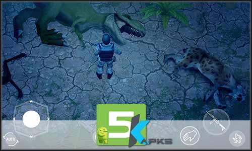 Jurassic Survival free apk full download 5kapks