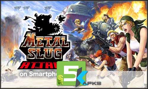 METAL SLUG ATTACK free apk full download 5kapks