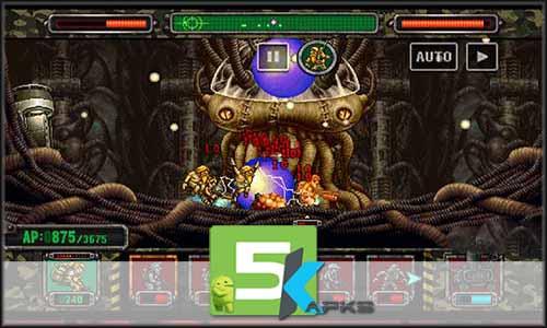 METAL SLUG ATTACK mod latest version download free apk 5kapks