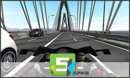 Racing Fever Moto mod latest version download free apk 5kapks