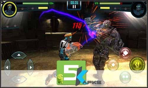 Real Steel World Robot Boxing free apk full download 5kapks