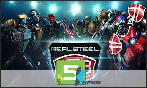 Real Steel World Robot Boxing mod latest version download free apk 5kapks