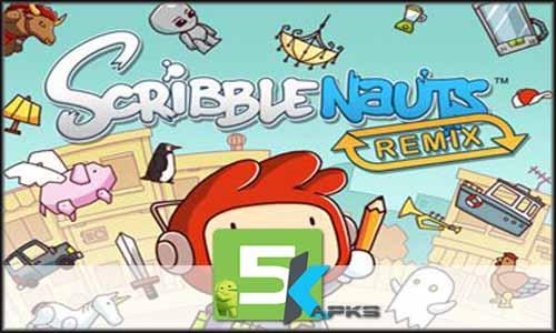 Scribblenauts Remix free apk full download 5kapks
