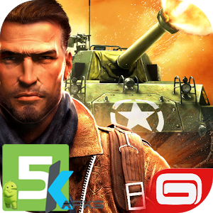 Brothers in Arms 3 v1.4.5f Apk+MOD+Data free download 5kapks