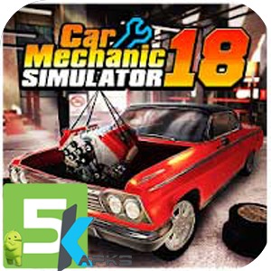 Car Mechanic Simulator 18 v1.1.4 Apk+MOD free download 5kapks