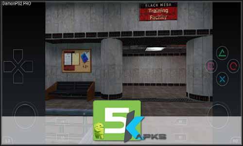 DamonPS2 Pro- PlayStation2 Emulator PSP PPSSPP Emu free apk full download 5kapks