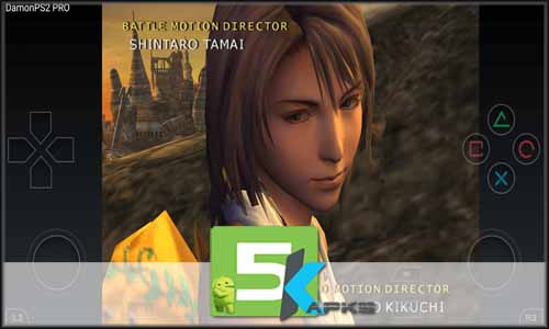DamonPS2 Pro- PlayStation2 Emulator PSP PPSSPP Emu mod latest version download free apk 5kapks