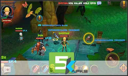 Guardian Prelude mod latest version download free apk 5kapks