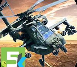 Gunship Strike 3D apk free download 5kapks