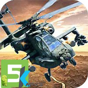 Gunship Strike 3D v1.0.9 Apk mod free download 5kapks