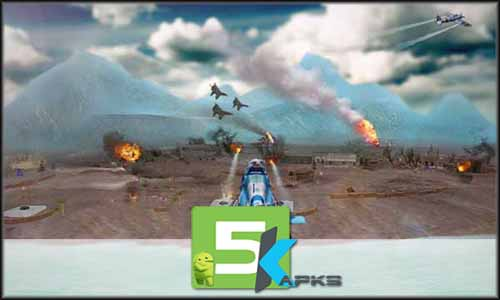 Gunship Strike 3D V1.0.9 Apk+MOD[!Unlocked Money] For