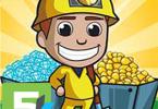 Idle Miner Tycoon apk free download 5kapks