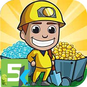 Idle Miner Tycoon v2.10.1 Apk free download 5kapks