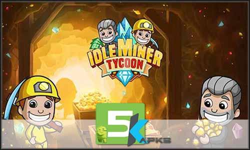 Idle Miner Tycoon free apk full download 5kapks