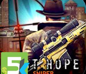 Last Hope Sniper - Zombie War apk free download 5kapks