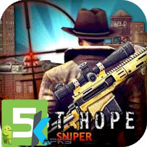 Last Hope Sniper - Zombie War v1.4 Apk free download 5kapks