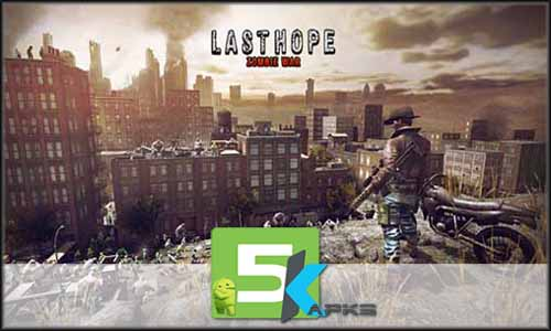 Last Hope Sniper - Zombie War free apk full download 5kapks