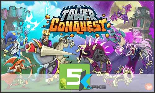 Tower Conquest free apk full download 5kapks