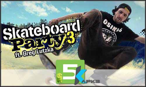 Skateboard Party 3 Pro free apk full download 5kapksSkateboard Party 3 Pro free apk full download 5kapks